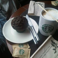 Photo taken at Starbucks Coffee by Ana P.P. on 10/21/2012