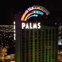 Photo taken at Palms Casino Resort by Greg K. on 10/15/2012