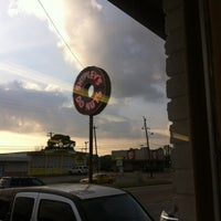 Photo taken at Shipley's Donuts by Karen P. on 3/22/2013