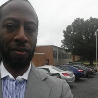 Photo taken at Thurgood Marshall Middle School by Rev. L. on 10/13/2014