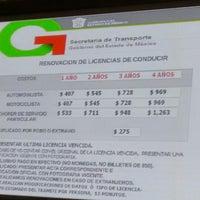 Photo taken at Modulo De Licencias Y Control Vehicular by Euclydes C. on 3/7/2015