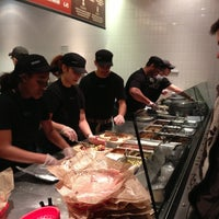 Photo taken at Chipotle Mexican Grill by Charles P. on 2/1/2013