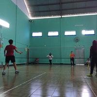 Photo taken at SMA Negeri 1 Kasihan by Ghina R. on 9/25/2016
