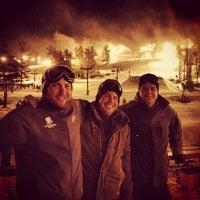 Photo taken at Mad River Mountain Ski Resort by Adam R. on 2/2/2013