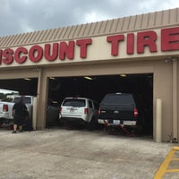 Photo taken at Discount Tire® Store by BCMAC7 T. on 6/30/2015