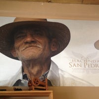 Photo taken at Hacienda San Pedro Coffee Shop by Lola_Mariana_ on 5/6/2013