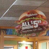 Photo taken at Applebee's by MisterEastlake on 8/11/2015