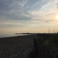 Photo taken at East Matunuck State Beach by Sally J. on 5/12/2016