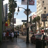 Photo taken at Hollywood & Highland Center by Stephanie P. on 9/30/2012