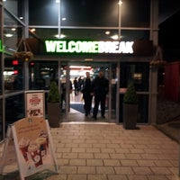 Photo taken at Telford Services (Welcome Break) by David K. on 12/5/2012