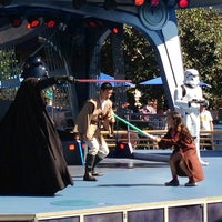 Photo taken at Jedi Training Academy by Maria on 9/30/2012