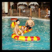 Photo taken at Great Wolf Lodge by BiLLy S. on 10/3/2012