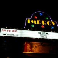 Photo taken at Improv Comedy Club by Elizabeth G. on 11/25/2015