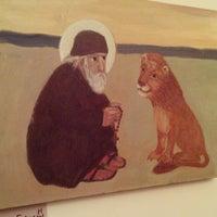 Photo taken at Культурный центр «Покровские ворота» by Дина Г. on 12/26/2012