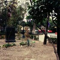 Photo taken at Parque Allende by Merit G. on 4/14/2016