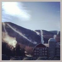 Photo taken at Sugarbush Resort - Lincoln Peak by David G. on 1/26/2013