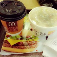 Photo taken at McDonald's by Nastia N. on 4/24/2013