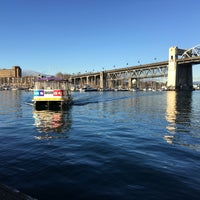 Photo taken at Aquabus Hornby St. Dock by Graham D. on 12/30/2015