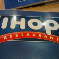 Photo taken at IHOP by Matthew D. on 4/21/2013