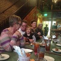 Photo taken at Carmelo's Cafe by Christy J. on 10/6/2012