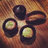 Photo taken at SOMA chocolatemaker by HanBi K. on 12/30/2012