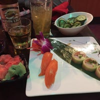 Photo taken at Iron Chef Japanese Cuisine by Carri on 1/3/2017