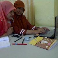 "Photo taken at Universitas Putra Indonesia ""YPTK"" by Ressa P. on 12/19/2012"