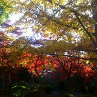 Photo taken at 源氏山公園 by Melissa K. on 11/24/2012