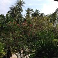 Photo taken at Lamai Buri Resort by I. L. on 12/12/2012