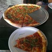 Photo taken at Apollonias Pizzeria by Dave on 10/14/2012