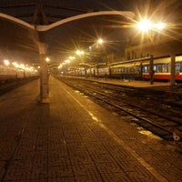 Photo taken at Ga Hà Nội (Hanoi Train Station) by Viet H. on 2/17/2013