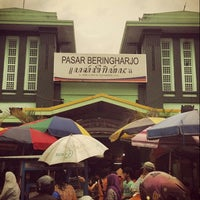 Photo taken at Pasar Beringharjo by ilma i. on 12/24/2012