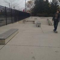 Photo taken at Lawton Skate Park by Zack K. on 10/20/2012