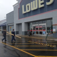 Photo taken at Lowe's Home Improvement by TC on 1/20/2013