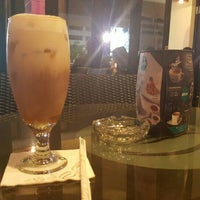 Photo taken at EXCELSO Café by F371X T. on 3/17/2016