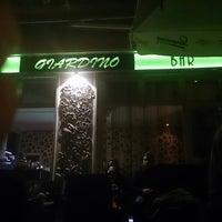 Photo taken at Caffe bar Giardino by Filip K. on 5/18/2013