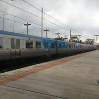Photo taken at Craigieburn Station by Peter C. on 10/31/2012