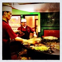 Photo taken at Chang's Mongolian Grill by Jeremy S. on 7/19/2013