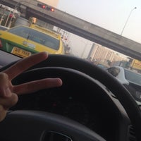 Photo taken at Si Udom Intersection by Jeddilok P. on 4/29/2016