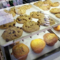 Photo taken at Little Miss Muffin 'n' Her Stuffin' by Brynne Z. on 2/1/2013