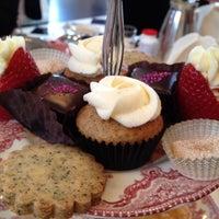 Photo taken at Adorabelle Tea Room by Melissa C. on 9/23/2013
