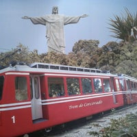 Photo taken at Trem do Corcovado by Delcimar A. on 1/23/2013