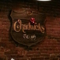 Photo taken at Chadwicks by Lynn G. on 11/27/2012