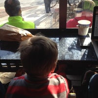Photo taken at Quartermaine Coffee by Igor K. on 12/8/2012