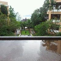 Photo taken at Amari Vogue Resort by niti t. on 9/28/2012