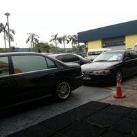 Photo taken at Lembaga Getah Malaysia by man 7. on 9/27/2013