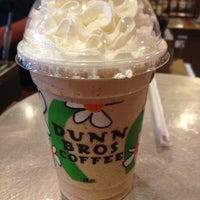 Photo taken at Dunn Bros Coffee by Mary H. on 6/27/2013