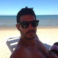 Photo taken at Cabana Goiana do PC by Christian B. on 4/23/2014