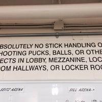 Photo taken at Duluth Heritage Sports Center by Matt on 10/18/2014
