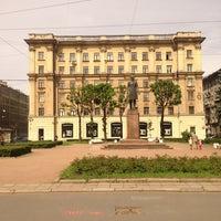 Photo taken at Памятник Добролюбову by Андрей ♉ on 6/16/2013